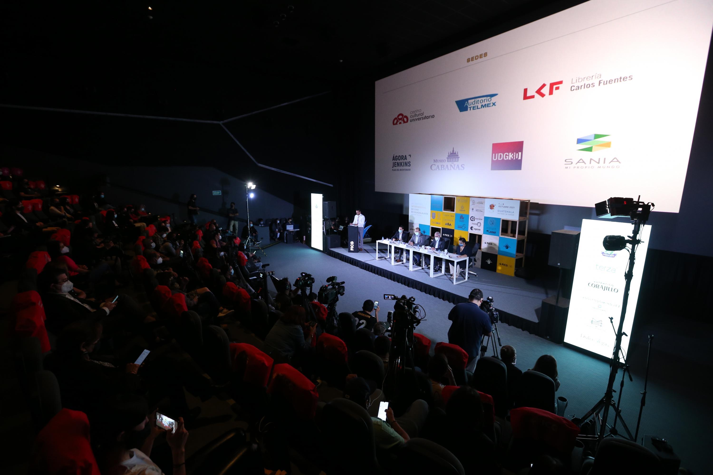 Presentan programa general de la fiesta cinematográfica de Iberoamérica y el mundo, a realizarse del 1 al 9 de octubre