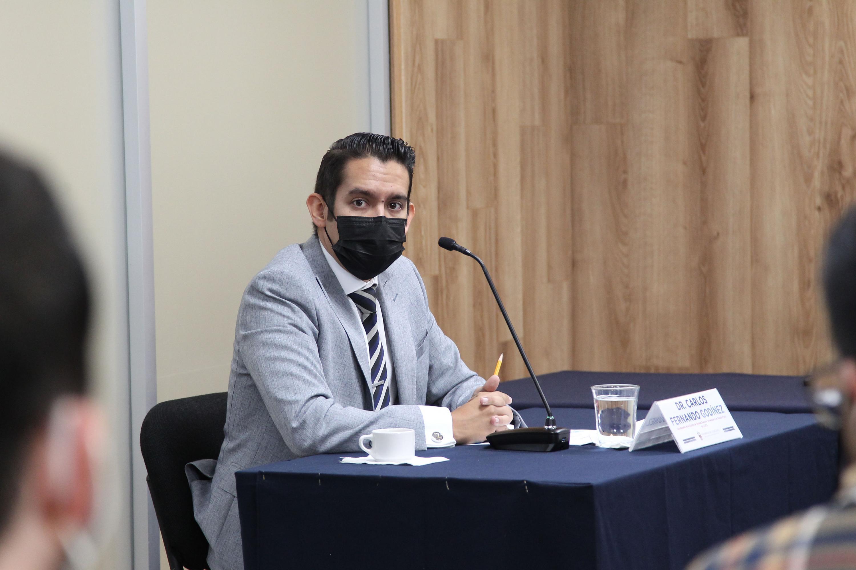 Anuncia Rector del CUCS apertura de más laboratorios para pruebas del virus