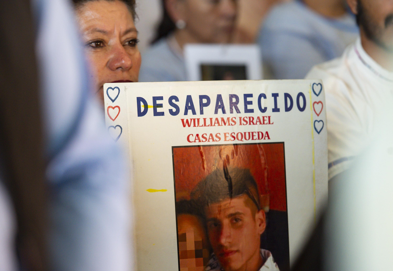 Nuestro Estado ocupa el primer lugar en número de personas desaparecidas y cuerpos recuperados de fosas clandestinas
