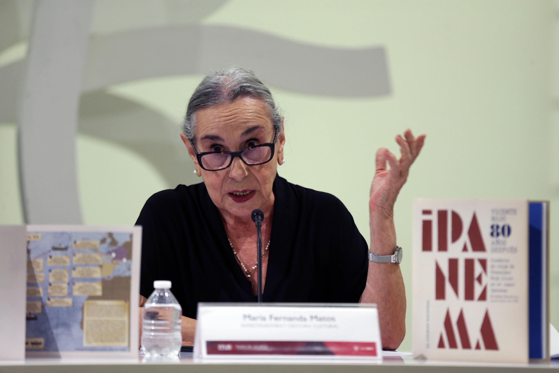 Recordaron el exilio español y sus aportaciones para México