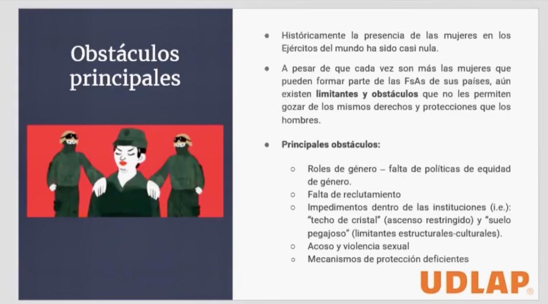 En México, más de 36 mil mujeres forman parte de las fuerzas armadas