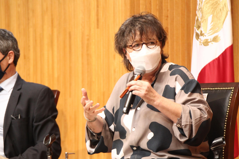 """Realizan panel """"Los periodistas y el poder"""", durante el foro """"Los desafíos de la libertad de expresión, hoy"""""""