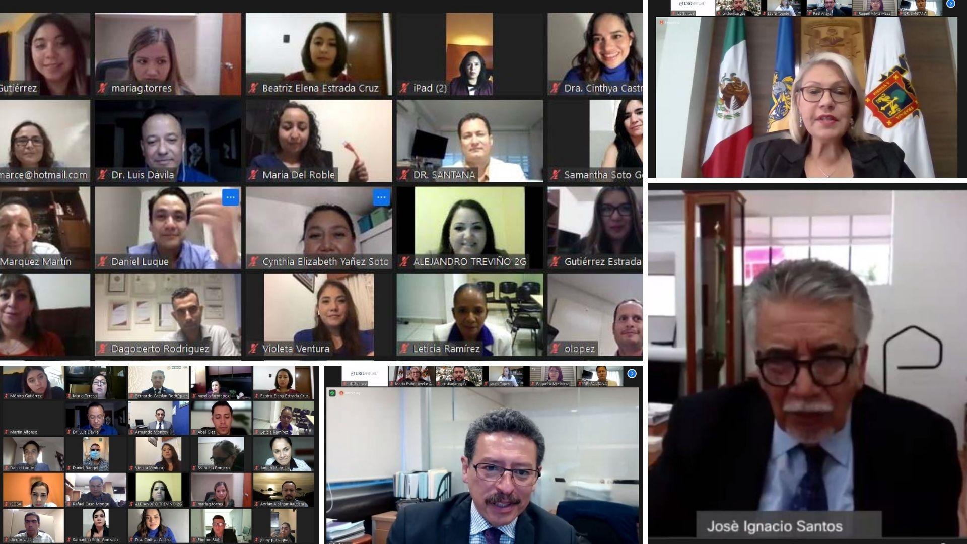 Es resultado de un convenio de colaboración entre la UdeG, a través de UDGVirtual, el OPD Hospitales Civiles de Guadalajara y el Consejo de Salubridad General