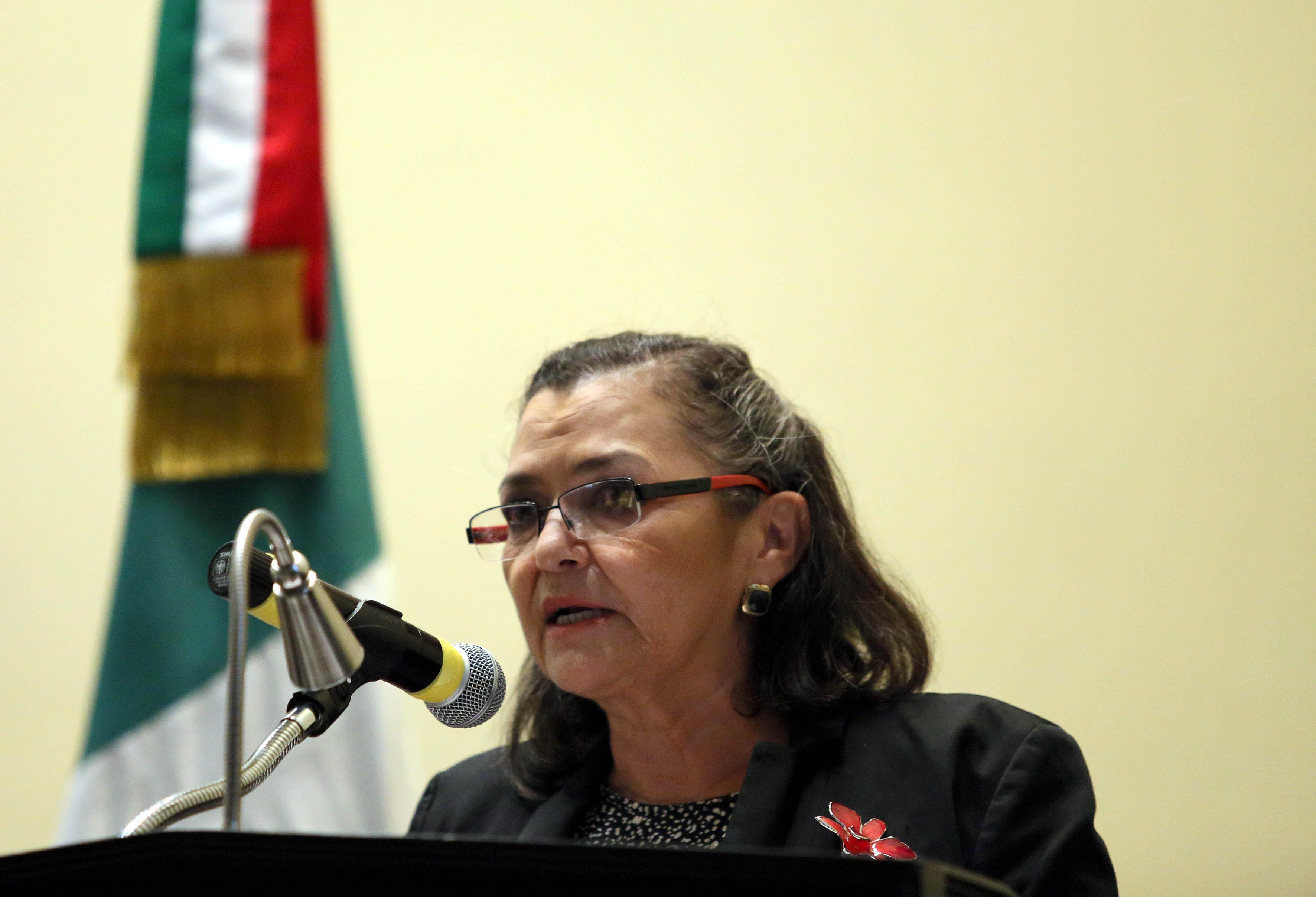Doctora Ruth Padilla Muñoz, primera mujer rectora del CUCEI