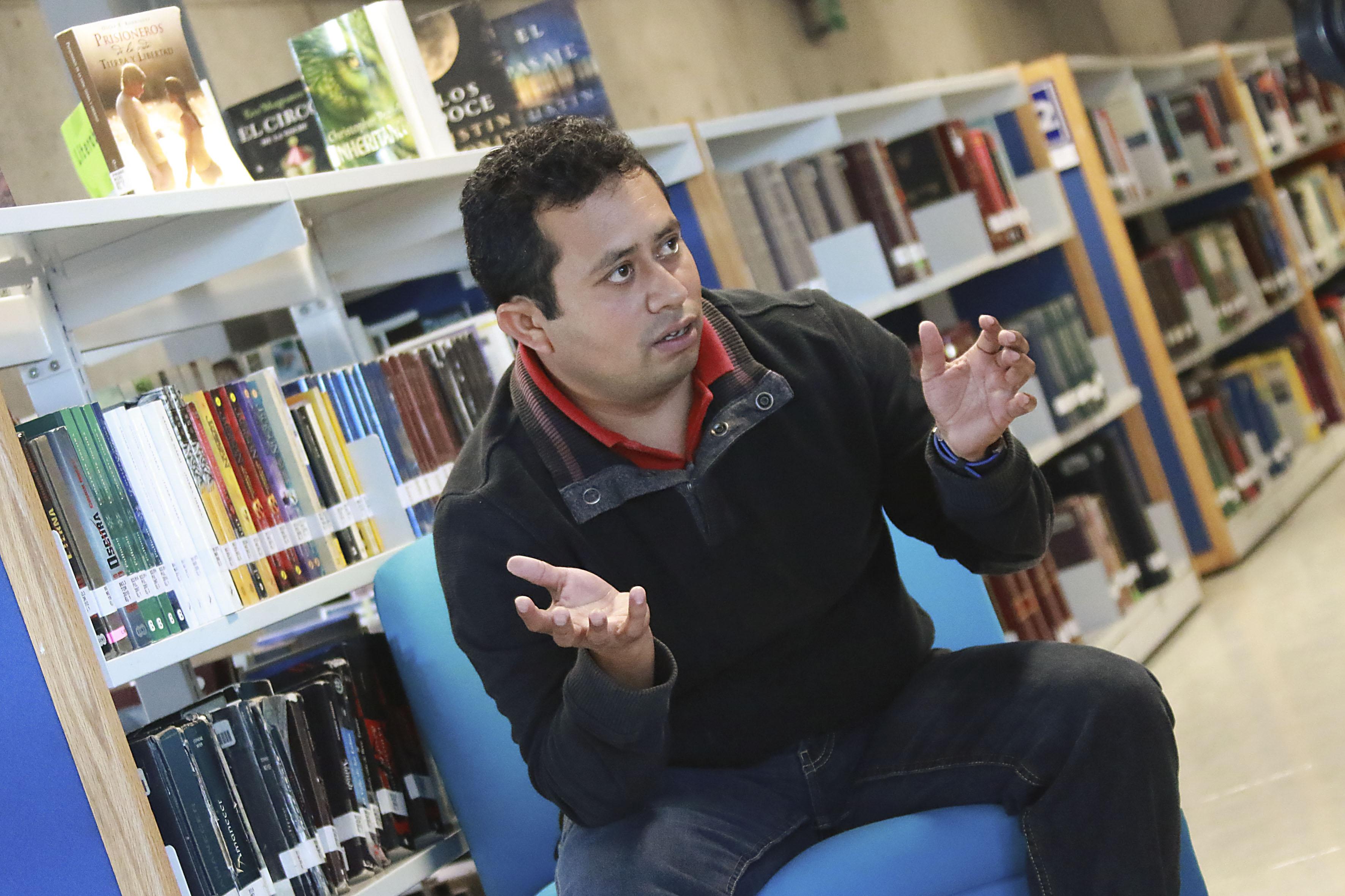 Dr. Alberto Julián Valencia Botín, profesor investigador del CUCiénega
