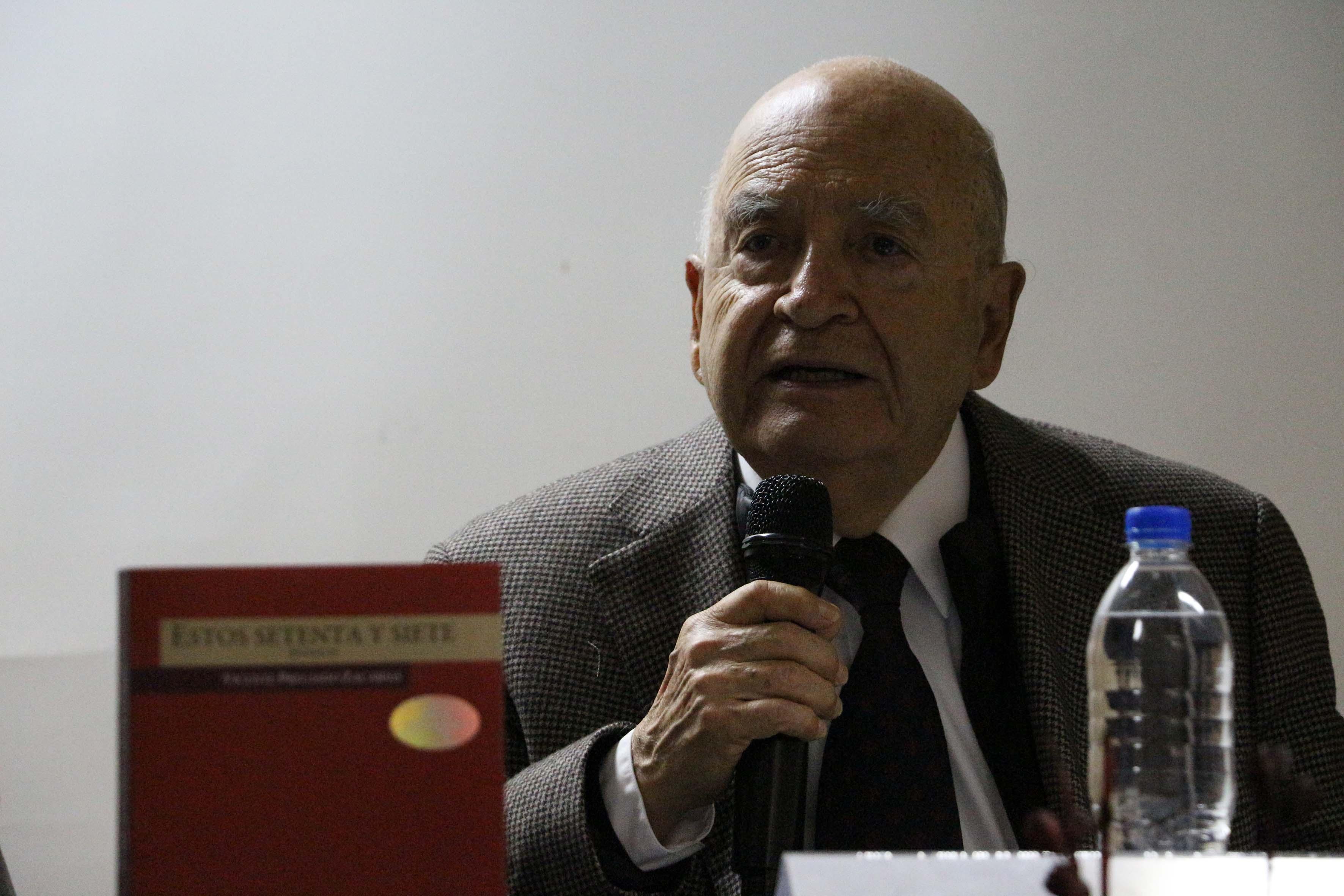 Dr. Vicente Preciado Zacarías, Maestro Emérito de la Universidad de Guadalajara
