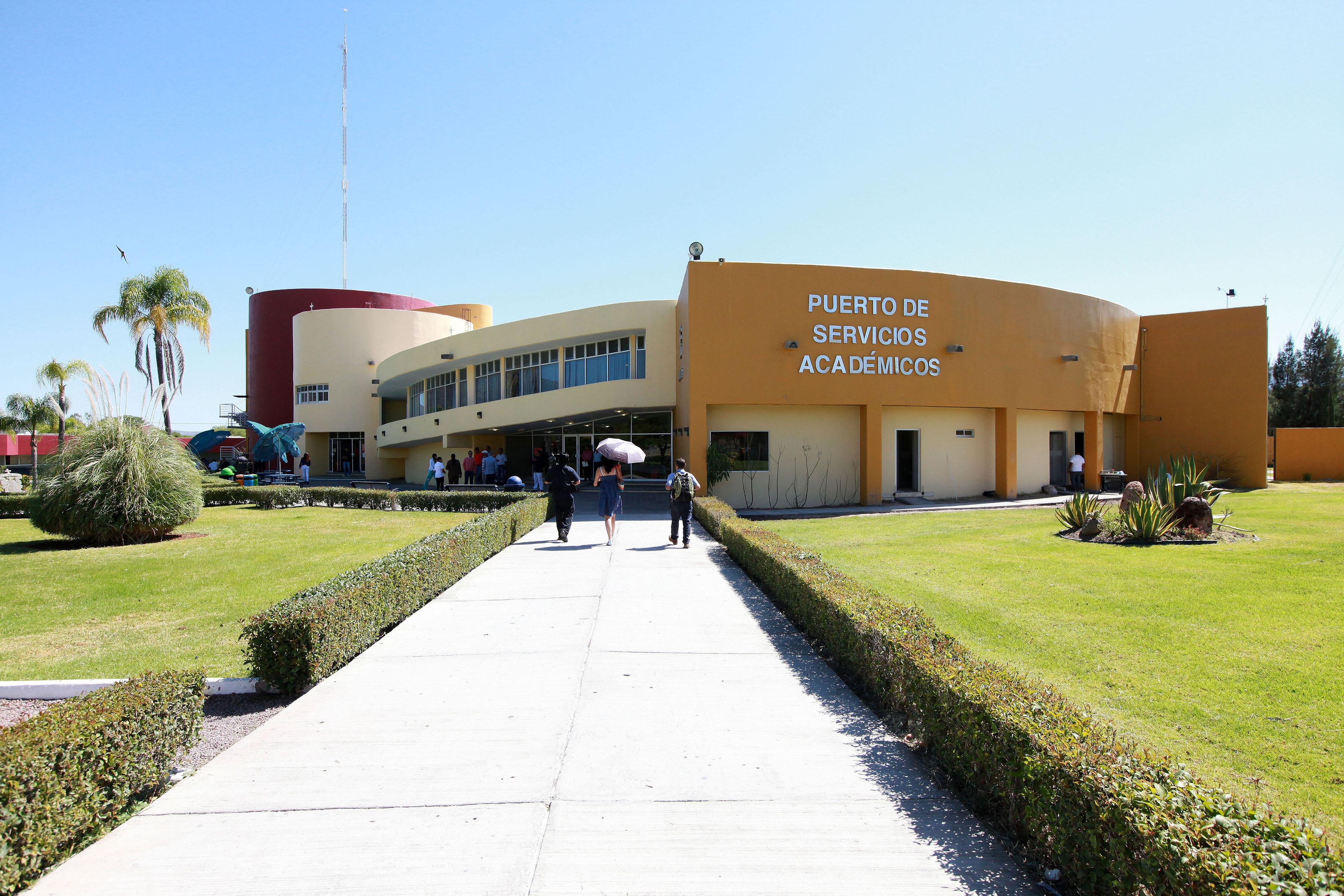 Instalaciones del Centro Universitario del Norte