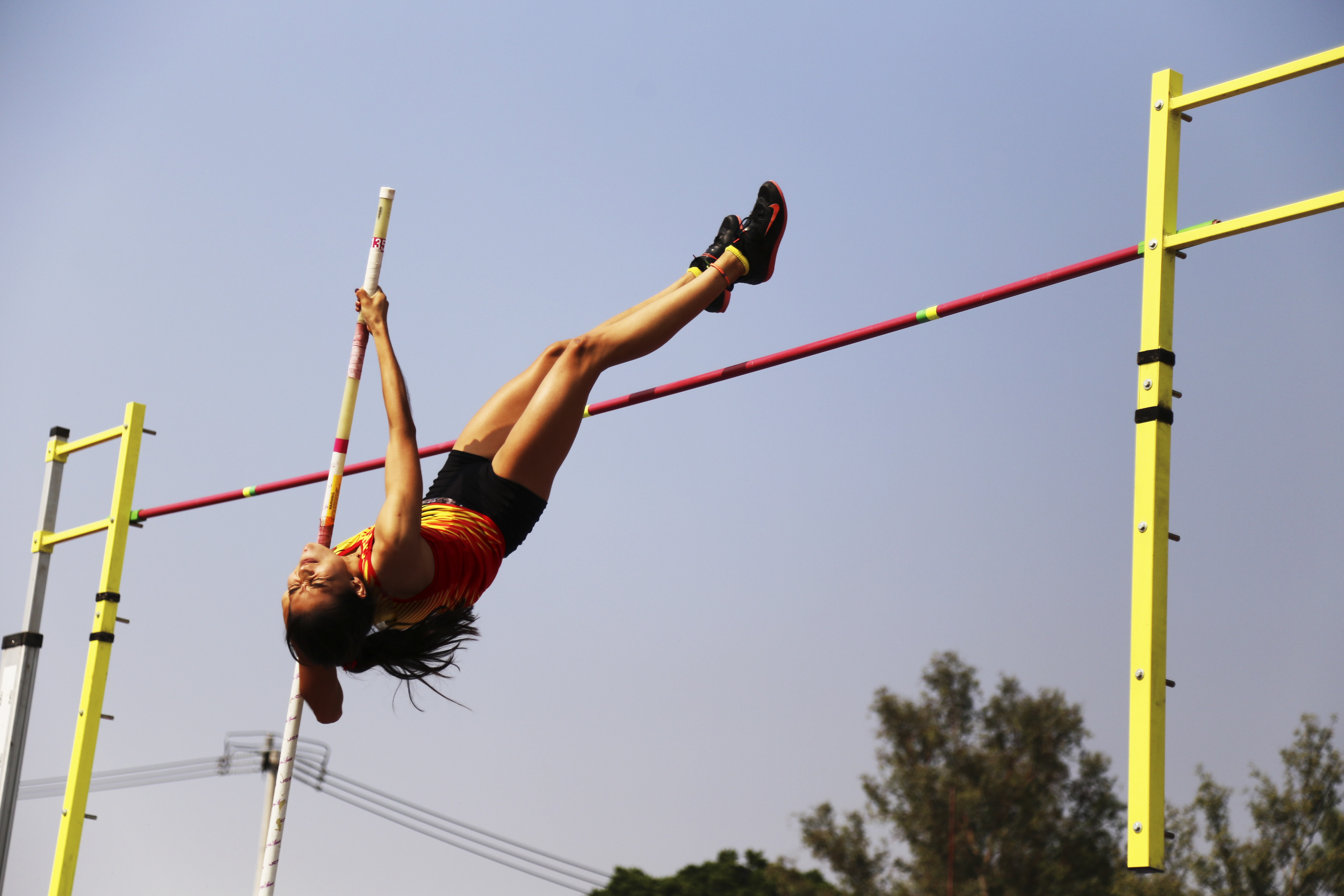 Atletismo salto con garrocha 2018 8