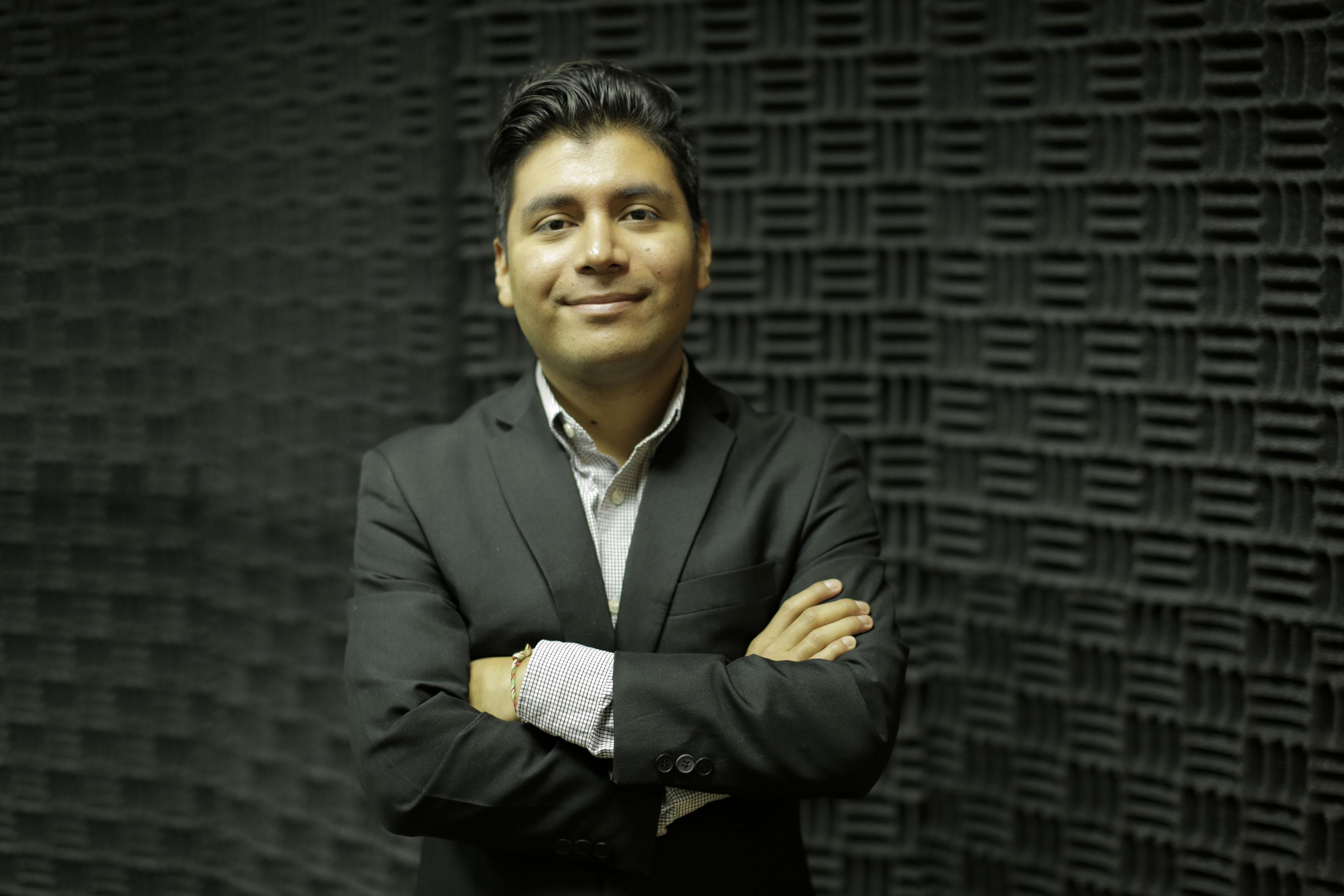 Eduardo Espiricueta Espinosa egresado de CUCSH realizar una pasantía  en la ONU