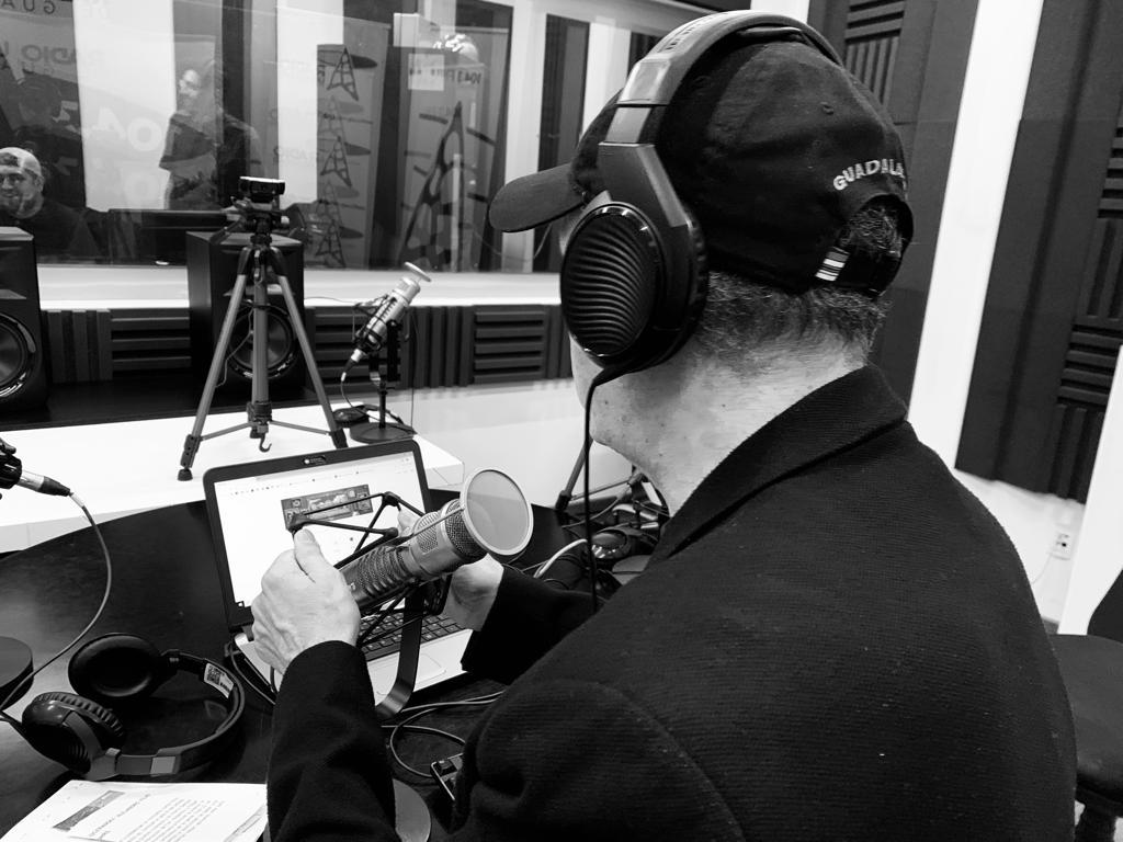 """Radio Universidad de Guadalajara celebra su 46 aniversario """"desde casa"""""""