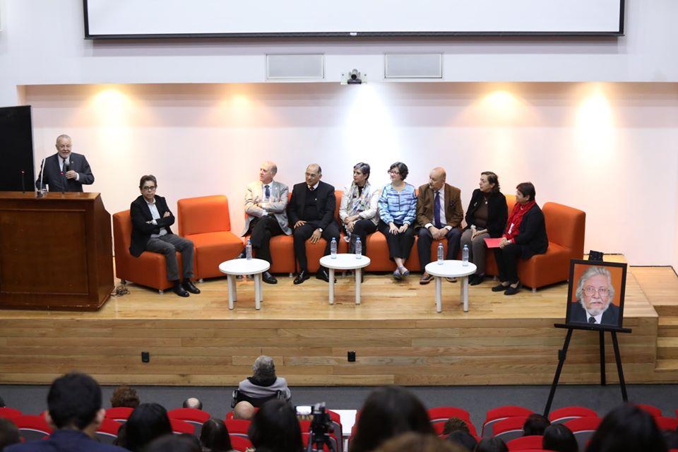 En la inauguración participan con palabras el director de la Biblioteca, José Trinidad Padilla López, el Rector del CUValles, así como escritores