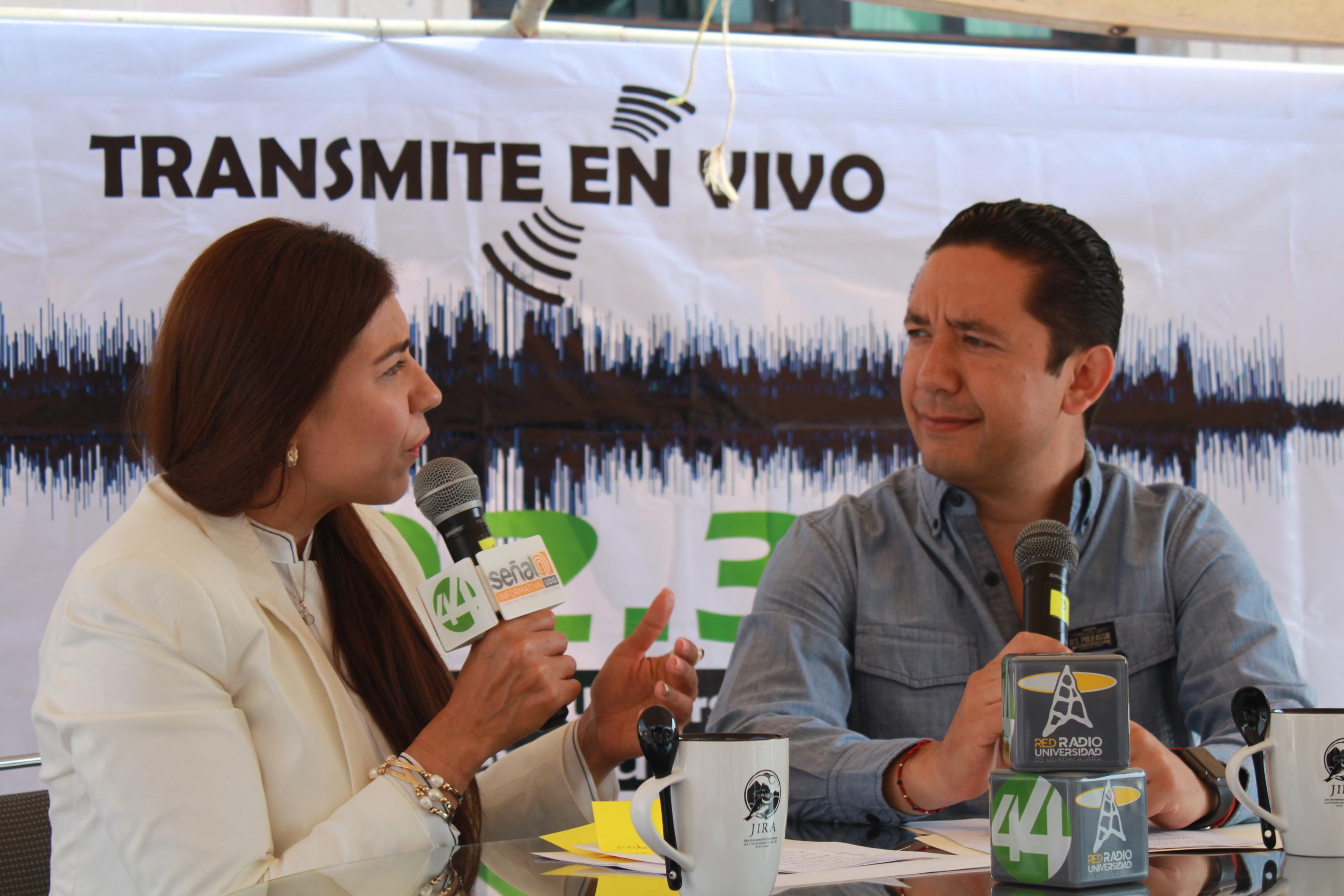 Transmisión en vivo de Radio Universidad en Autlán