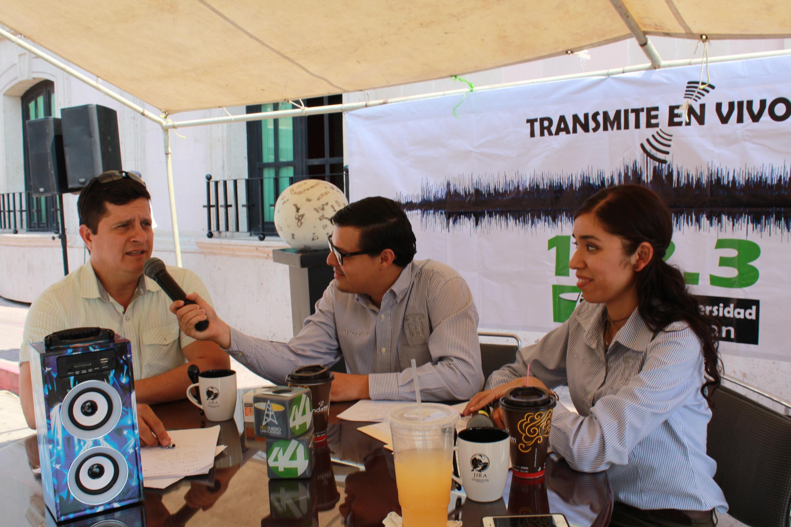 Transmisión en vivo de RadioUniversidad en Autlán
