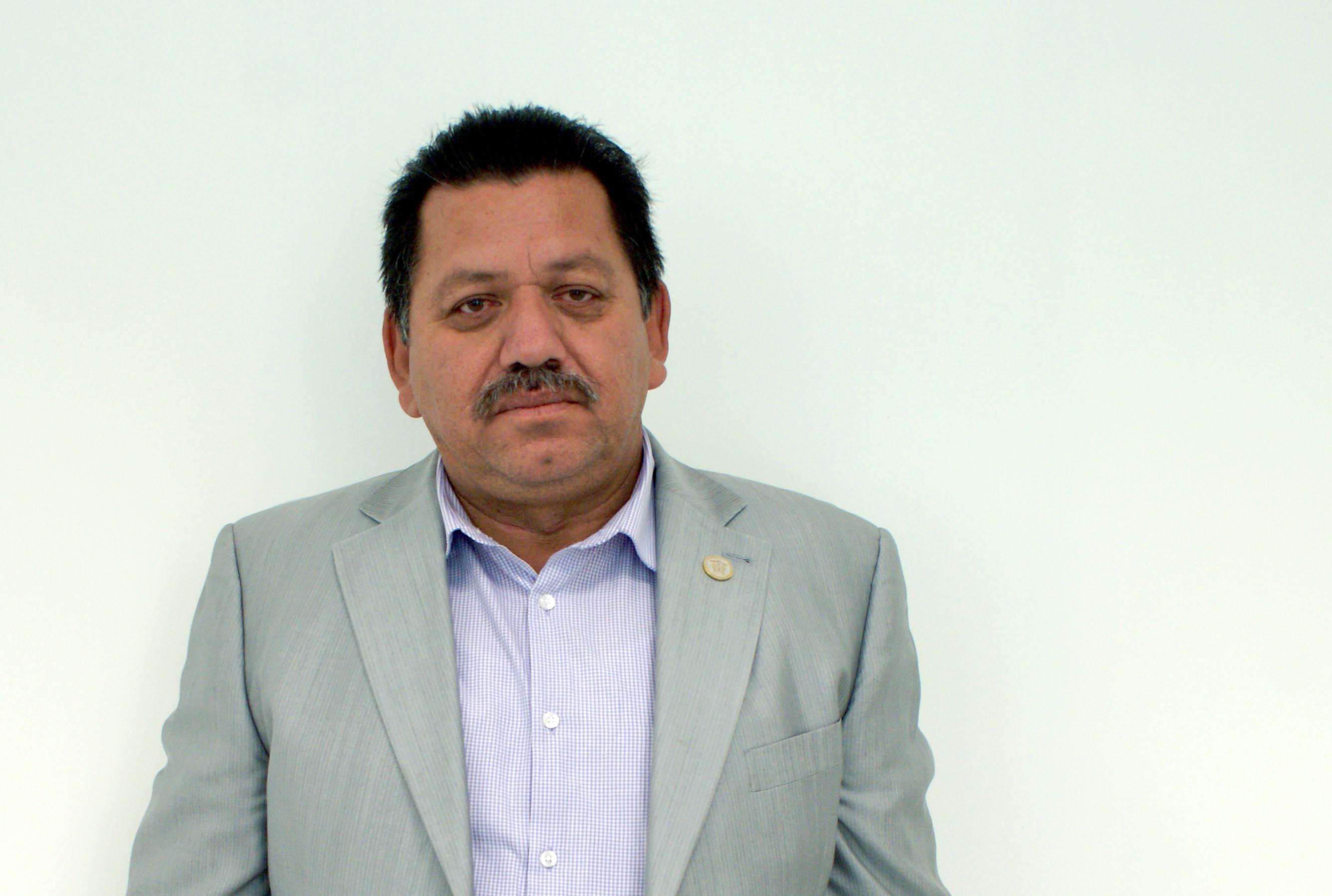 Mtro. Salvador Gonzalo Luna candidato a Rector del CUCBA