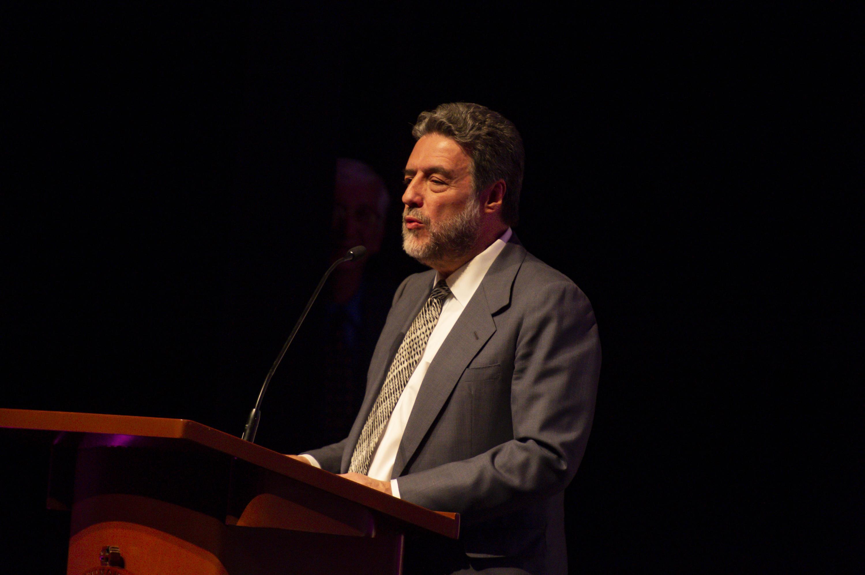 El Subsecretario de Educación Superior de la Secretaría de Educación Pública federal, doctor Francisco Luciano Concheiro Bórquez, en uso de la palabra