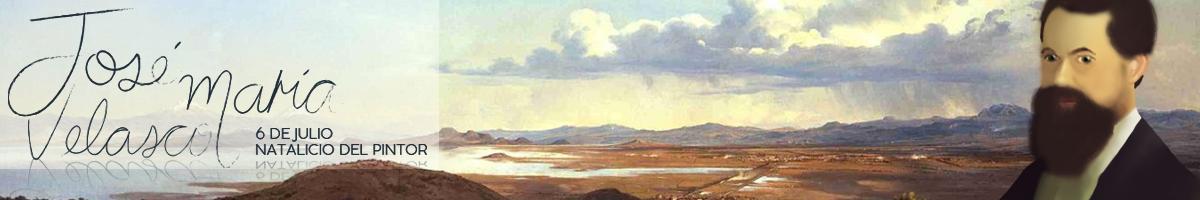 Ilustración del pintor José María Velasco