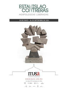 Exposición: Morfologías liberadas, de Estanislao Contreras