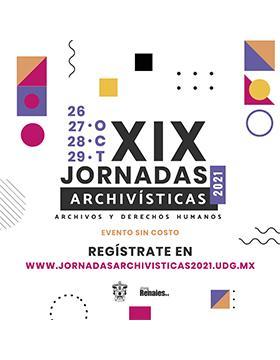 XIX Jornadas Archivísticas 2021