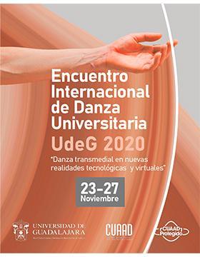Encuentro Internacional de Danza Universitaria UdeG 2020