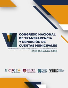 5to. Congreso Nacional de Transparencia y Rendición de Cuentas Municipales