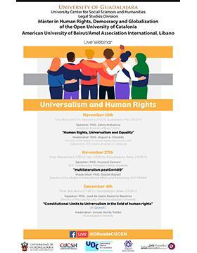 Live webinar: Universalism and Human Rights