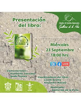 """Presentación del libro: """"Voces rurales. Los saberes de los pequeños productores de México y Latinoamérica"""""""
