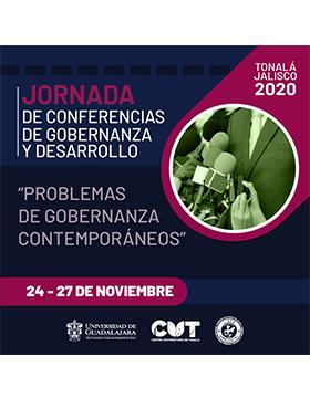 Jornada de Conferencias de Gobernanza y Desarrollo