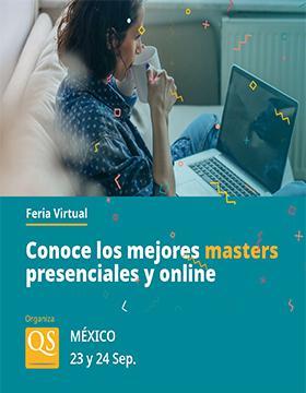 QS Feria Virtual de Posgrados México