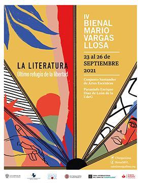 IV Bienal Mario Vargas Llosa en Guadalajara