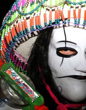 Identidad gráfica para promocionar la exposición Los muertos no mueren en Zapotlán, del doctor Armando Solórzano en CUSur