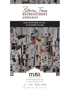 Exposición: Recreaciones urbanas, de Paloma Torres