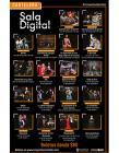 Cartelera de la Sala Digital del Conjunto Santander de Artes Escénicas