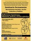 Seminario Permanente: Movimientos Sociales, Acción Colectiva y Política. Sesión 10