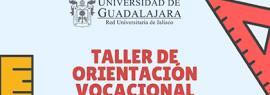 Cartel informativo sobre el Taller de Orientación Vocacional