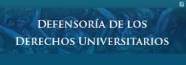Defensoría de los derechos universitarios