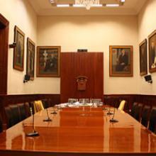 Sala de Rectores
