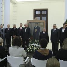 Conmemoración del 30 aniversario luctuoso de Constancio Hernández Alvirde, quien fuera Rector de la Universidad de Guadalajara (UdeG)
