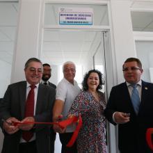 Inauguración por parte de Autoridades Universitarias la oficina Defensoría de los Derechos Universitarios (DDU) en el Centro Universitario de Ciencias Biológicas y Agropecuarias (CUCBA)