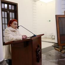 Teresa Hernández Allende, hija del exrector Constancio Hernández Alvirde