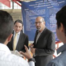 La Preparatoria 9 de la Universidad de Guadalajara (UdeG) fue la sede del XXV Concurso de Aparatos y Experimentos de Física.
