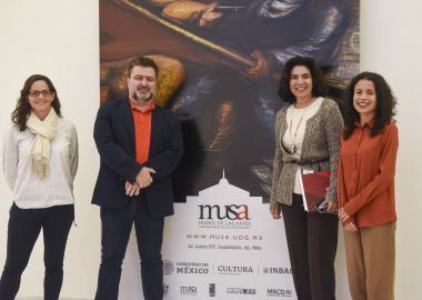 La exposición Orozco, Rivera, Siquieros. Pintura mexicana, en el Museo Nacional de Bellas Artes