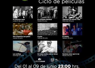 """A través de Canal, 44 dentro de la barra """"Cinema estelar UDG"""", del 1 de al 9 de junio"""