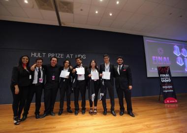Los ganadores del Hult Prize