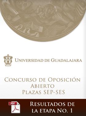 Resultado de la Etapa No 1 - Concurso de Oposición de Plaza