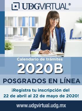 Calendario de posgrados 2020