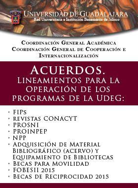 PDF Suplemento especial de la gaceta de la universidad de guadalajara