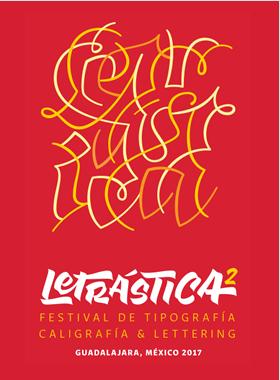 Festival de tipografía caligrafía y lettering en Guadalajara 2