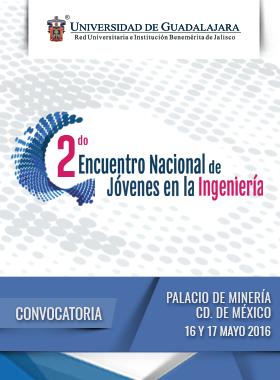 Convocatoria del 2do Encuentro Nacional de Jóvenes en la Ingeniería