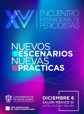 XV Encuentro Internacional de Periodistas
