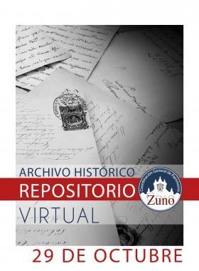 Apertura del Repositorio Virtual del Archivo Histórico